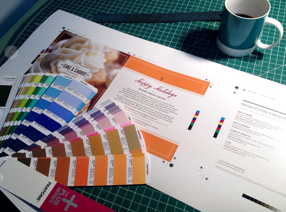 Works Design 2012 Holiday Gift - Our Very Own Brand & Package Design