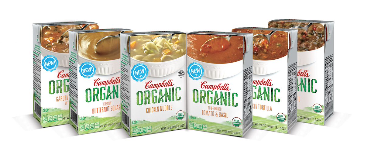 Organic Food Packaging
